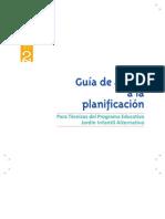 Guia de Apoyo a La Planificacion