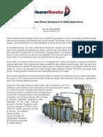 FCSG for SAGD