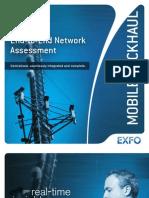 EXFO Wireless Backhaul