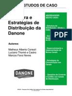 Administração de Vendas - Aula 05 (Case Danone)