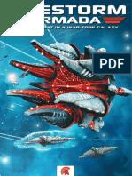 Firestorm Armada core rulebook