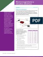 Electromagnetismo y CIRCUITOS