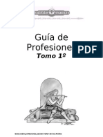 Guia Total Sobre Profesiones - Tomo 1 Edicion Retocada Para W2000