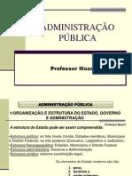 Apresentação Administração pública TRE 2012.ppt