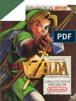 Zelda_ Ocarina of Time (Libro de Pistas)