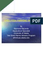 Alaska Shellfish Farming
