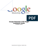 SketchUpPro6_GISPluginInstall