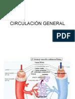Circulación General de la Sangre