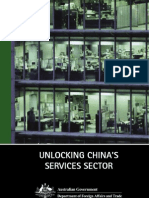 Unlocking China's Services Sector