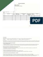 Form Program Remidi dan Pengayaan