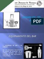 Bar Basico 1 - Utensilios Del Bar