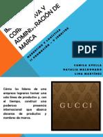 IMAGEN CORPORATIVA Y ADMINISTRACIÓN DE MARCA