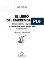El Libro Del Emprendedor