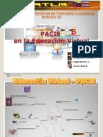 PACIE en la Educación Virtual