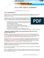 RWAV Rental Agreement