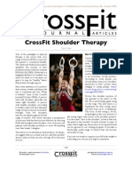 CF Shoulder Therapy