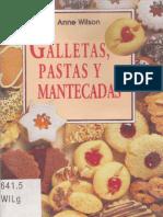 Anne Wilson - Galletas, Pastas y Mantecadas