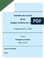 cuaderno nota asamblea 2013