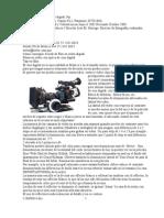 Consejos Para Filmar Cine Digital 24p