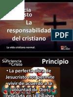 La Suficiencia de Cristo # 18