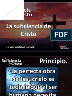 La Suficiencia de Cristo # 16