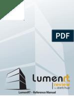 91005167 LumenRT1 3 Reference Manual