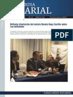 Vanguardia Notarial Enero 2013
