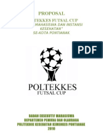 poltekkes futsal cup