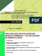 Derecho Ambiental Latinoamericano