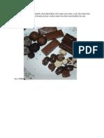 Recipe for Chocolates