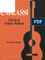 Matteo Carcassi - Classical Guitar Method