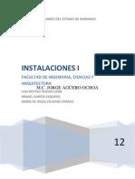 CÁLCULO DE TUBERÍAS Y CONEXIONES EN CASA 2