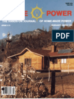 Home Power Magazine - Issue 021 - 1991-02-03.pdf