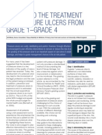 A Guide to the Treatment of Pressure Ulcers
