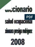 Diccionario Salud Ocupacional