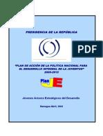 Plan Accion Politica de Juventud[1]