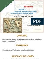 Ppt Plat n y Aristoteles