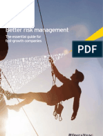 Essential Guide To Risk Management - Ernst & Young