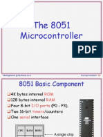 few basics of 8051