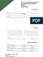 Formulir OR IYW 2013.doc