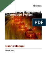 Maintenance Management 2 user manual