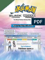 White 2 pokemon book and black pdf guide