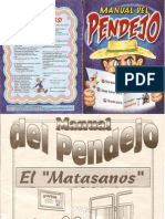 El Manual Del Pendejo