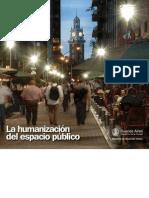 La Humanizacion Del Espacio Publico