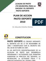 Plan de Accion 2010