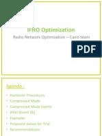 IFHO Optimization