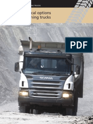 Scania Truck Brochure Pdf