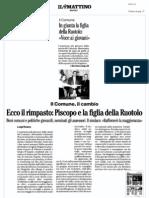 Rassegna Stampa 30.01.13