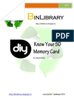 Know your SD Memory Card