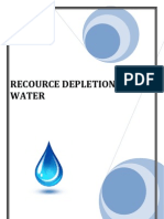 Resource Depletion